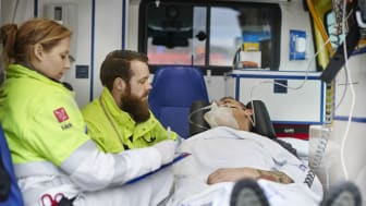 ​Falck ambulances obtain global ISO certification