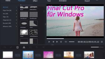 Final Cut Pro für Windows