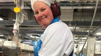 Astar hjälpte Mikaela att byta bana - fick jobb på HK Scan innan utbildningen var slut