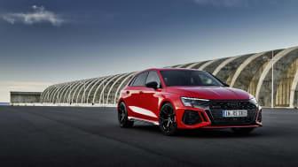 Audi RS 3 Sportback (Tangorød)