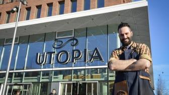 Costas Of Sweden öppnar i Utopia i april