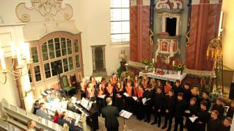 MDR Kinderchor unter der Leitung von Alexander Schmitt