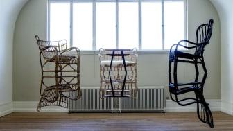 Meta Isæus-Berlin, Den Arkadiska Spegeln. Installation, 2019