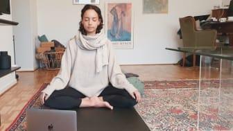 Forskning visar att mindfulness kan minska psykisk ohälsa under pandemin