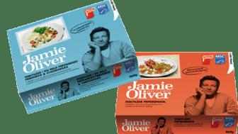 Jamie Oliver från Findus - nu i din frysdisk