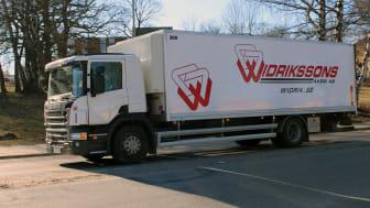 Widrikssons har vunnit uppdraget att transportera vitvaror och hemelektronik för BSH Home Appliances.
