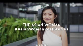 Baby-faced Sadira Yeong gives a mature account of herself