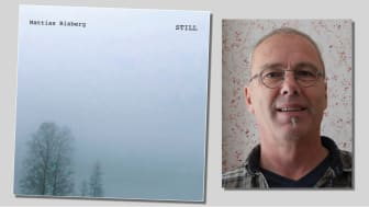 """Omslag till Mattias Risbergs nya soloalbum """"Still - the sacred bliss when the machinery stops and the silent world emerges""""."""
