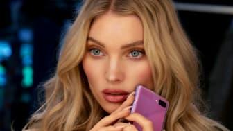 Flip it – Supermodellen Elsa Hosk ambassadör för Samsungs nya vikbara telefon_4