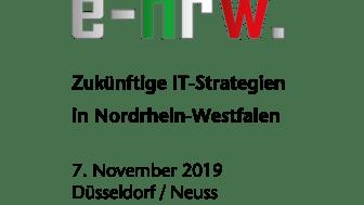 procilon auf dem e-nrw Kongress in Düsseldorf/Neuss