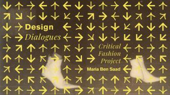 Critical Fashion Project som genomförts inom ramen för konstnärlig forskning vid Beckmans presenteras den 3 november.