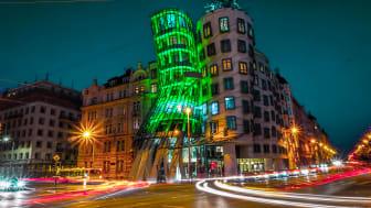 Dancing House, Prag