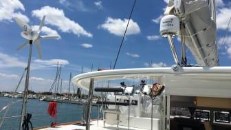 Hi-res image - Inmarsat - Inmarsat's Fleet One is ideal for a range of leisure and fishing vessels