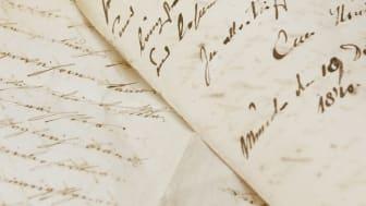 Ny teknik gör det lättare att analysera historiska dokument