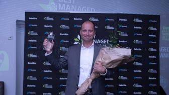 Sweden's Best Managed Companies 2021 Roxtec