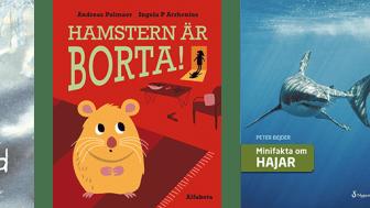 Barnens favoritböcker i Förskolebarnens litteraturpris