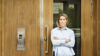 Jenny Stenberg, vd på FMF