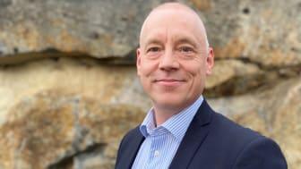Robert Kronqvist är Apotekarsocietetens nya vd.