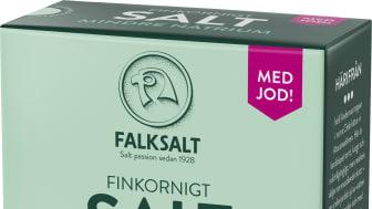 Salt med mindre natrium 500g