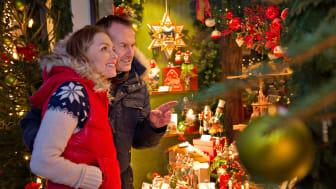 Mit dem Miniurlaub-Ticket von Scandlines die Weihnachtszeit in Dänemark verbringen