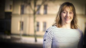 Jennie Jackson. FOTO: Anna Sällberg, Högskolan i Gävle.