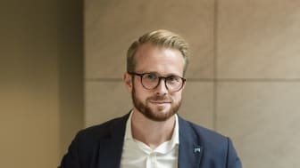 Fredrik Kjell, VD HusmanHagberg