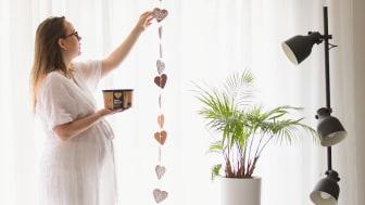 Gille Stora Hjärtan bakade med rapsolja i Sverige.