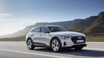 Audi e-tron - Copyright Audi AG