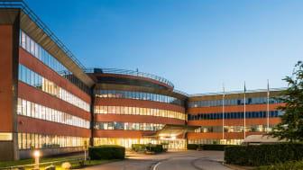 Institutet för mänskliga rättigheter som ska bildas den 1 januari 2022 flyttar in i vår LEED Gold-certifierade ikonbyggnad Node på Ideon Science Park i Lund.