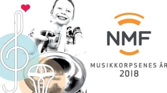2018 er Musikkorpsenes år