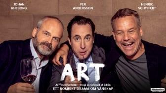 ART - Johan Rheborg, Per Andersson och Henrik Schyffert