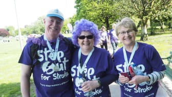 Step Out in Middlesbrough to support stroke survivors