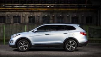 Hyundai viser ny Grand Santa Fe i Geneve