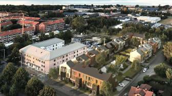 Mjöbäcks vinner markanvisningstävling i Helsingborg