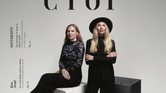 Patternity - designerduon Anna Murray och Grace Winteringham,