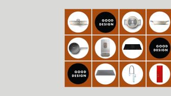 Smeg har modtaget Good Design Awards 2020