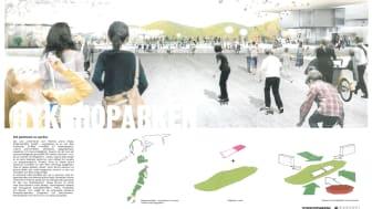 Förslag på Hyllies nya badanläggning visas på utställning - Hykrhoparken