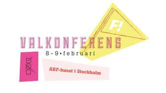Pressinbjudan: Hjärtligt välkommen på Feministiskt initiativs valkonferens den 8 – 9 februari i ABF-huset, Stockholm