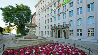 Das neue Travel24 Hotel im alten Ring-Messehaus