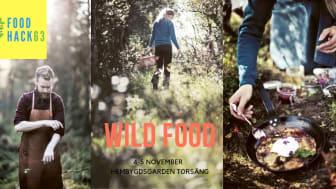 Årets Food Hack handlar om den vilda maten