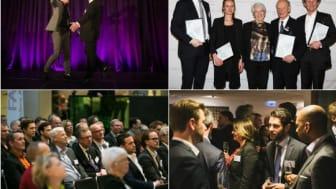 Entreprenörsgalan Öst samlar östa Sveriges främsta entreprenörer