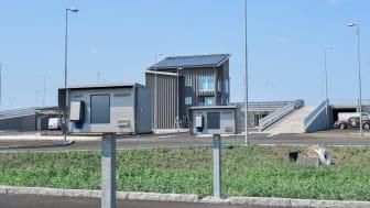 Öppettiderna ändras i samband med att återvinningscentralen på Returum öppnar
