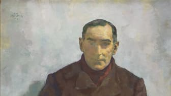 Lotte Laserstein, Emigranten, (Dr. Walter Lindenthal), 1941