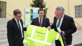 Partnerschaft Bayernwerk und Landesverkehrswacht Bayern