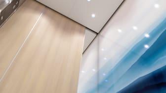 Första digitala hissen med bedömningen accepteras från Byggvarubedömningen