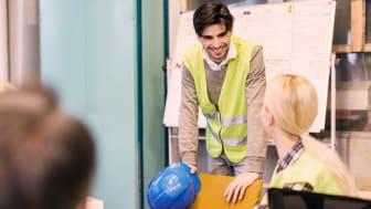 Behovet av nyutbildade arbetsmiljöingenjörer är stort inom byggsektorn. Folkuniversitetet i Gävle startar en ny yrkeshögskoleutbildning på distans.