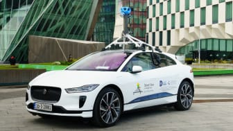 Jaguar I-PACE x Google Street 1