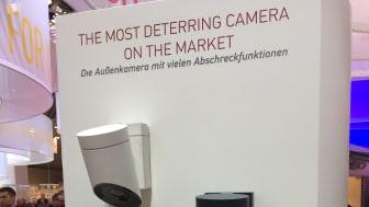Somfy Outdoor Camera - en unik utomhuskamera med avskräckande effekt