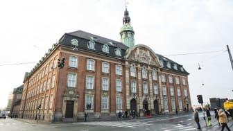Centralpostbygningen i København skal bygges om til hotell