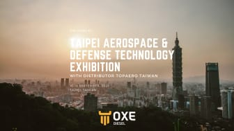 Visit Top Aero at Taipei Aerospace & Defence Technology Exhibition
